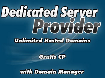 Bargain dedicated servers hosting service